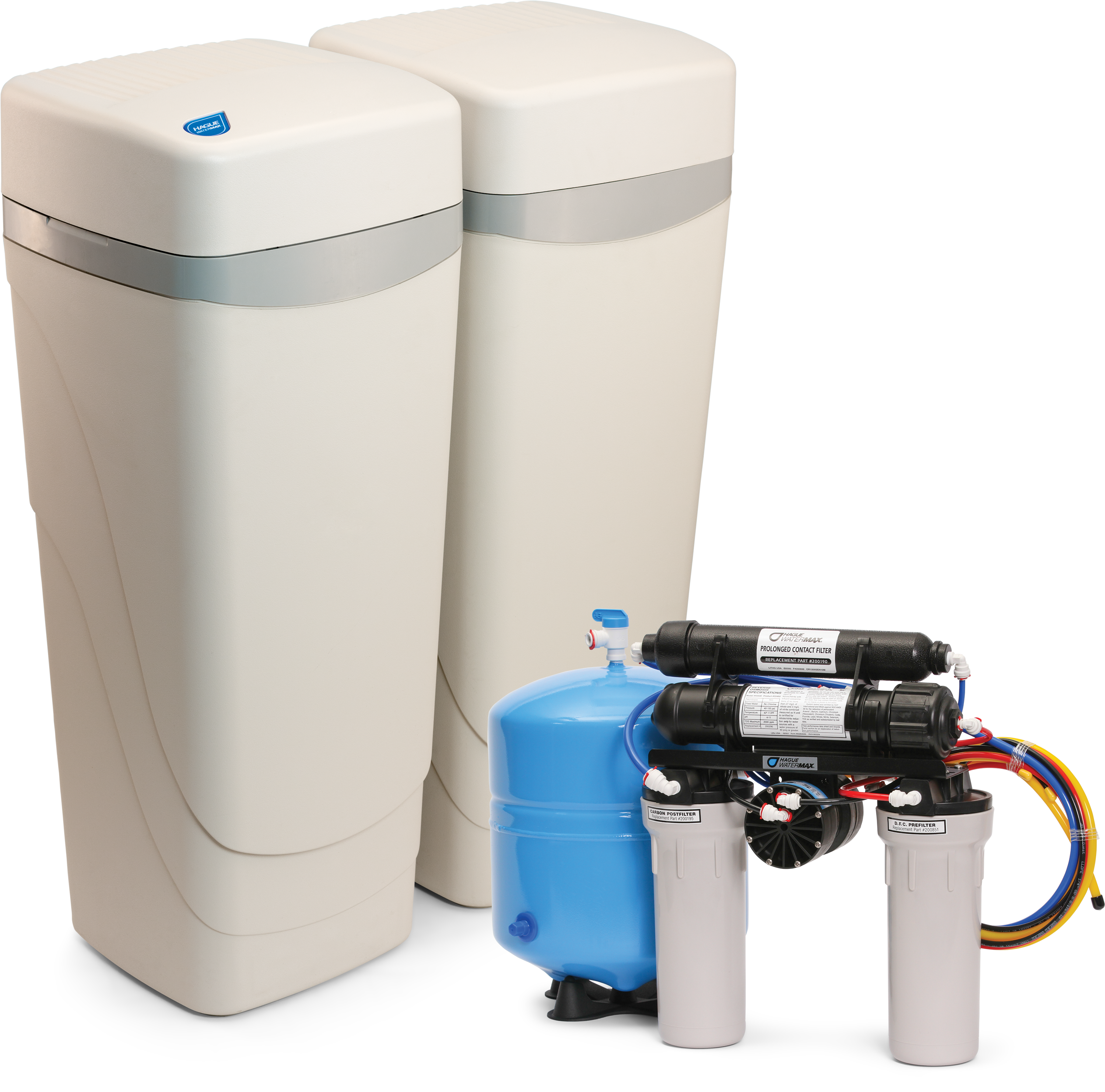 Recent Products | Latest Water Filtration System | WATERLUX®